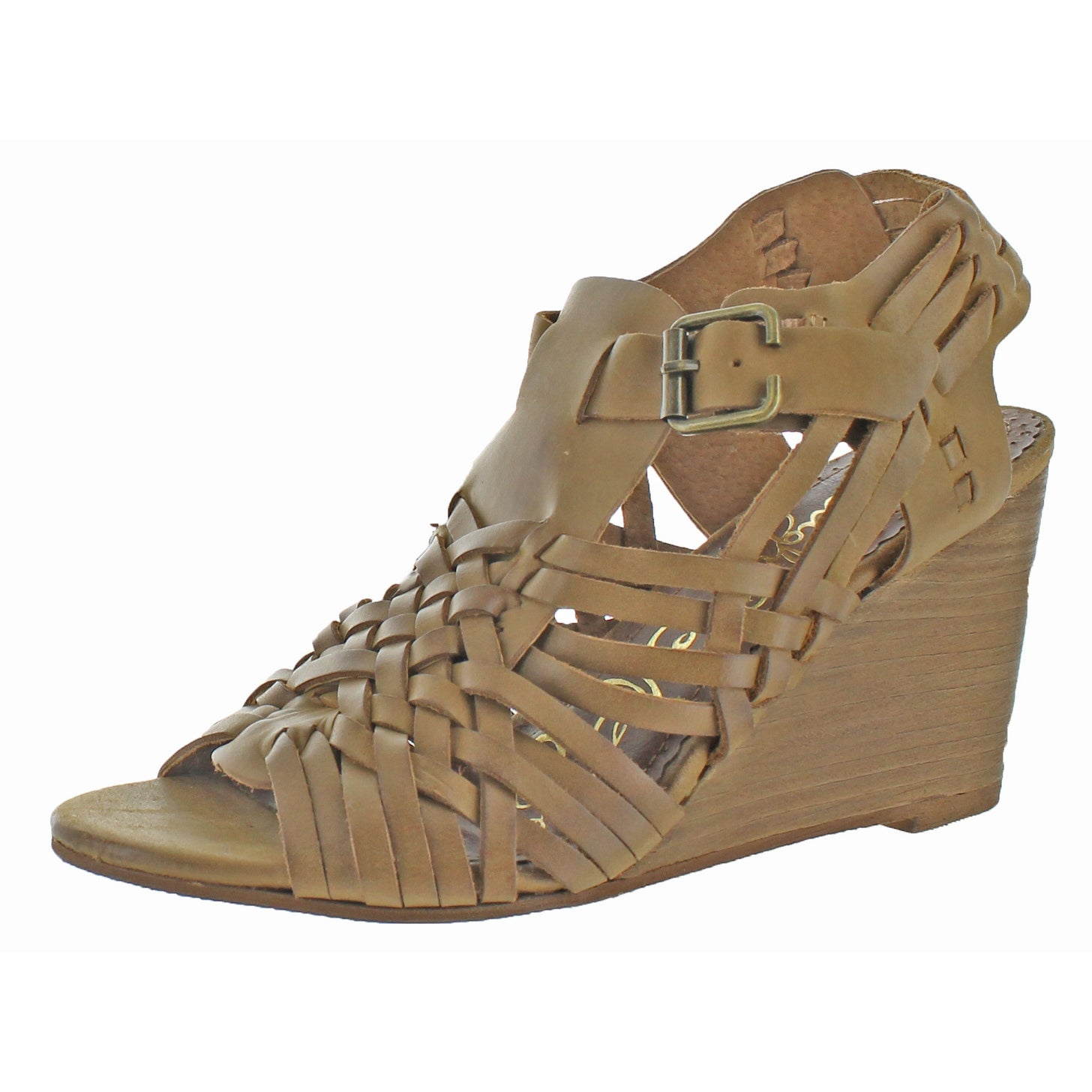 Naughty Monkey Dually Noted Women's Wedge Sandals