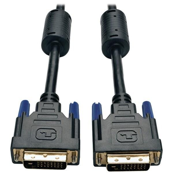 Tripp Lite P560-010 Dvi Dual Link Digital Tmds Monitor Cable, 10Ft