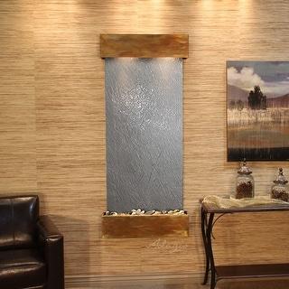 Adagio Inspiration Falls Fountain - Square - Rustic Copper - Choose Options