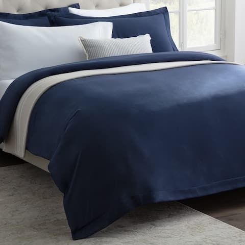 Brookside Microfiber Duvet Cover