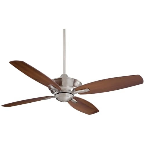 "MinkaAire F513 52"" Blade Span Ceiling Fan from the New Era Collection with Blades and Remote Included"