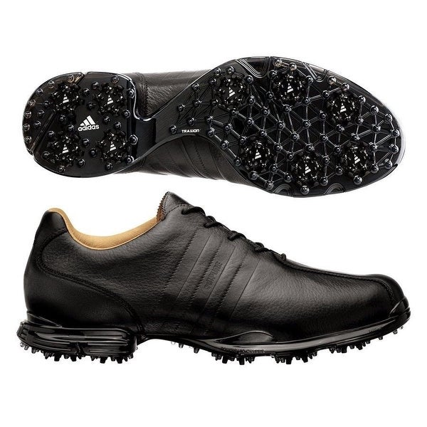 Adidas Men's Adipure Z Black Golf Shoes 671116/675756