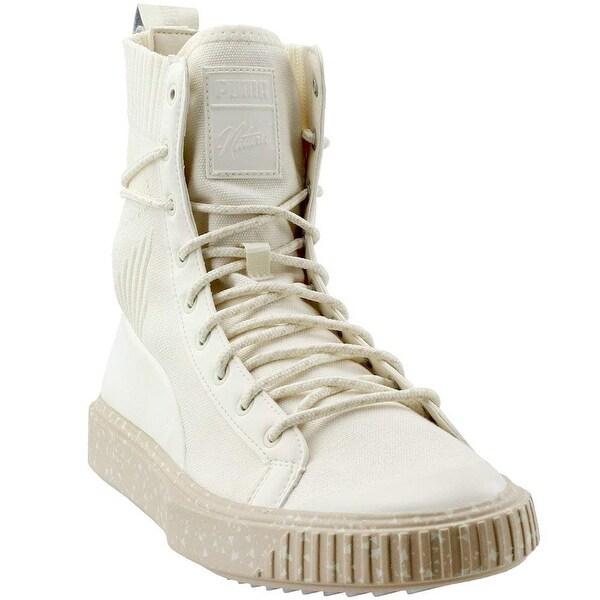 Shop PUMA Mens Breaker Sneakers Casual Boots White - 10 - Free ... 675d18a7d474