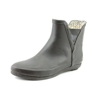 Chooka V Gore Women Round Toe Synthetic Black Rain Boot