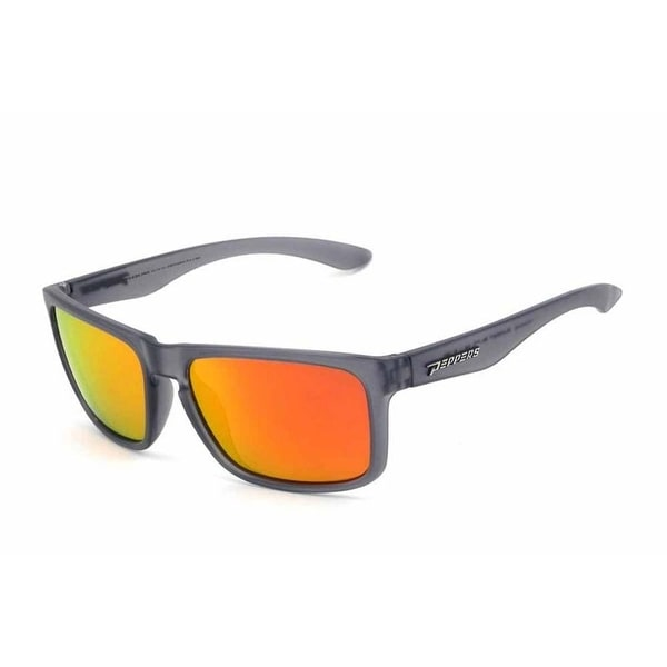 23bbdc0e35 Shop Peppers Polarized Sunglasses Sunset BLVD Grey with Red Mirror Lens  MP393-96 - Free Shipping On Orders Over  45 - Overstock - 23586087