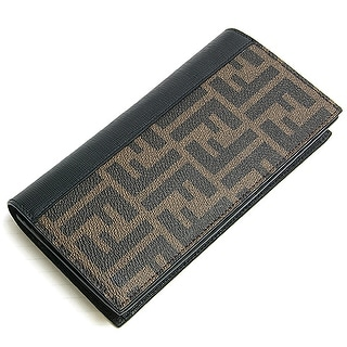 Continental Wallet Zucca, Tobacco