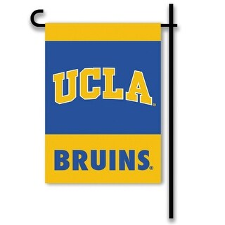 Bsi Products Inc Ucla Bruins 2-Sided Garden Flag Garden Flag