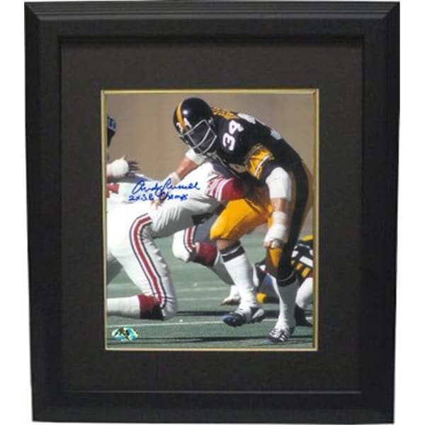 f820450e6 Shop CTBL-BB16259 Andy Russell Signed Pittsburgh Steelers Photo Custom -  Free Shipping Today - Overstock.com - 23911888