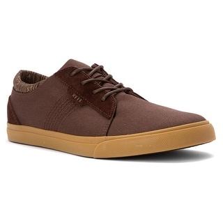 Reef Ridge Brown/Gum Fashion Sneakers - 7 d(m) us