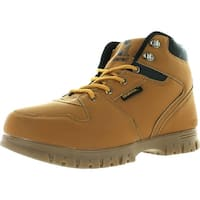 Akademiks Men's Louis-06 Hiking Boots - Wheat