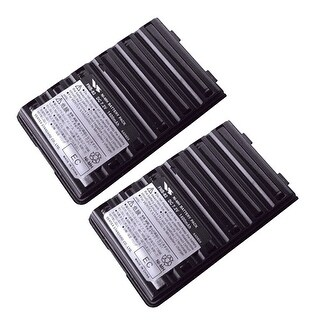 Standard Horizon FNB-83 (2 Pack) 1400 mAh Ni-MH Replacement Battery - HX370S