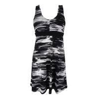 Ideology Women's V-Neck Dress - break limits - xs