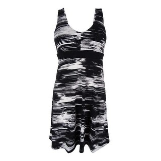 Ideology Women's V-Neck Dress - break limits