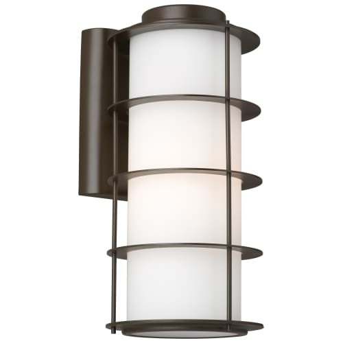 Forecast Lighting F848868 1 Light 8 Wide Wall Sconce From The Hollywood Hills Collection