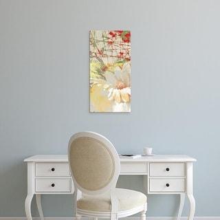 Easy Art Prints Ricki Mountain's 'White Wonders II' Premium Canvas Art