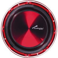 Audiopipe TXXAPC12RD 12?-- Eye Candy 1600W DVC Subwoofer - Red
