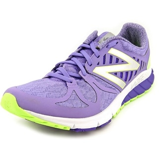 New Balance Rush D Round Toe Synthetic Sneakers