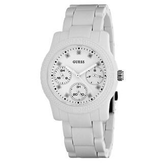 Guess Women's Funfetti W0944L1 White Dial watch