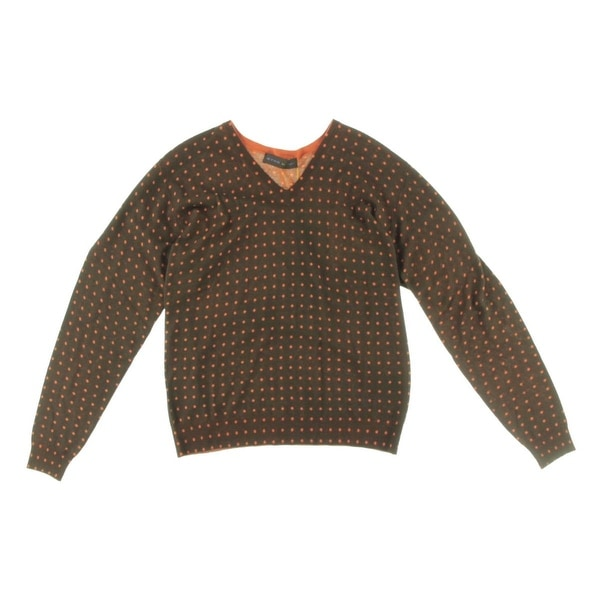 Shop Etro Mens Sweater Wool Polka Dot Ships To Canada Overstock