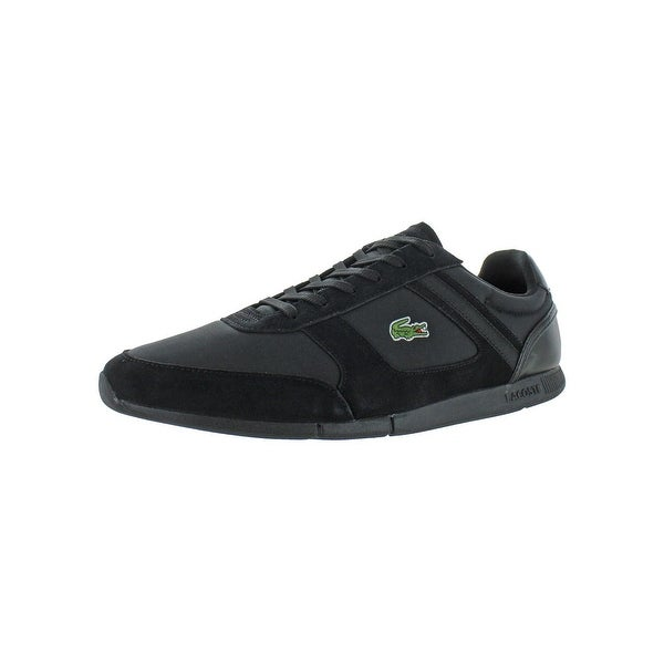 81b70d86e Shop Lacoste Mens Menerva Sport 318 1 Casual Shoes Leather Ortholite - Free  Shipping Today - Overstock - 28078768