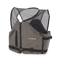 Stearns 2220TAU02 Small Comfort Series Life Vest, Small / Taupe - grey