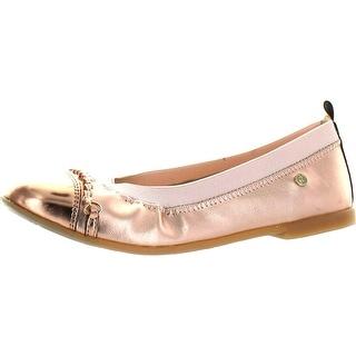 Naturino Girls 3845 Dress Casual Ballet Flats Shoes