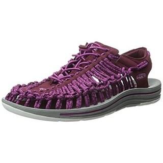 Keen Womens Uneek Colorblock Slingback Sport Sandals
