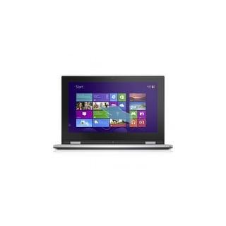 Dell 11 3147 14.0-in Refurb Laptop - Intel i3 2.10 GHz 4GB 128GB SSD Win 10 Home - Bluetooth, Webcam, Touchscreen - Grade B