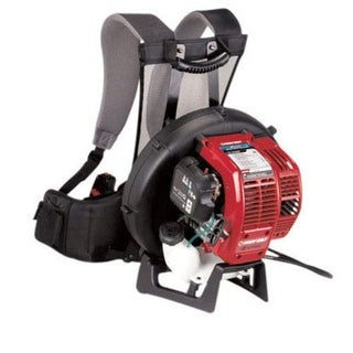 Troy-Bilt TB4BP Backpack Blower, 32 cc, 4-Cycle