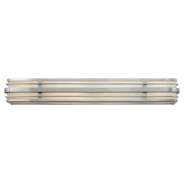 "Hinkley Lighting 5236 6-Light 37.25"" Width Bathroom Bath Bar from the Winton Collection"