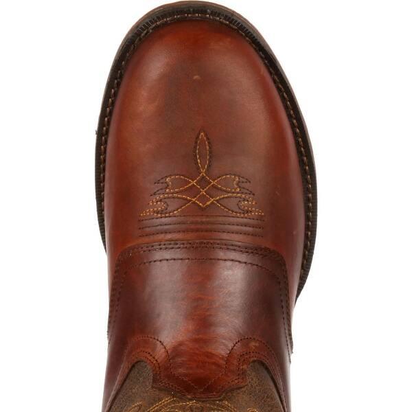 Shop Rebel by Durango Men's Western Saddle Boots, #DB5468
