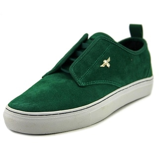Creative Recreation Lacava Youth Suede Green Fashion Sneakers