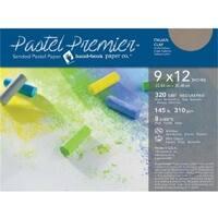 Global Art Materials Pastel Premier Pastel Paper, 8 Assorted