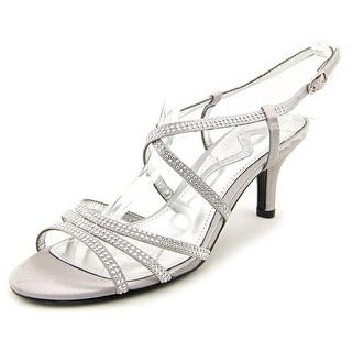 Nina Glynna Women Open Toe Canvas Sandals