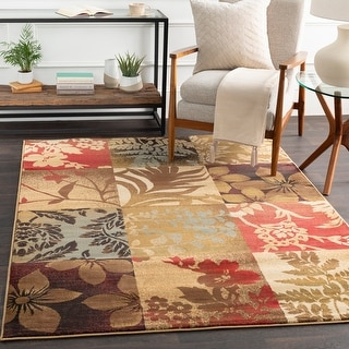 Porch & Den Bremen Patchwork Area Rug