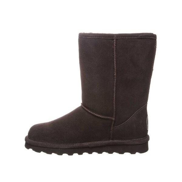 Bearpaw Women's Elle Short Wide Boot