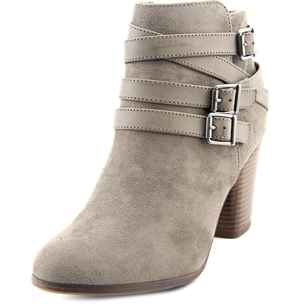 Material Girl Minah Women Taupe Boots