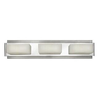 Hinkley Lighting 56423 3 Light Bathroom Vanity Light from the Domino Collection