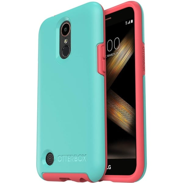 wholesale dealer 2ab82 9af5b Shop OtterBox Symmetry Series Case Lightweight And Protective for LG ...