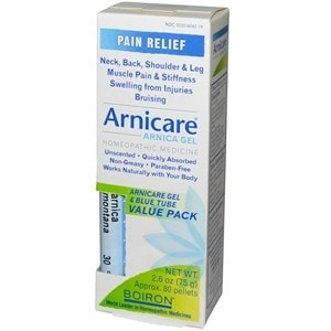 Boiron Arnicare Gel Value Pack 2.6-ounce