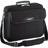 Targus Ocn1 Traditional Notepac Notebook Carrying Case 15-3/4 X 5 X 14-1/2,Black