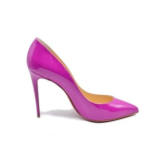 Christian Louboutin Womens Pigalle Follies 100 Pink Pumps Size 41 / 11