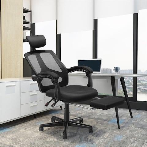 Ergonomic Office Chair, Mesh Office Computer Task Chair