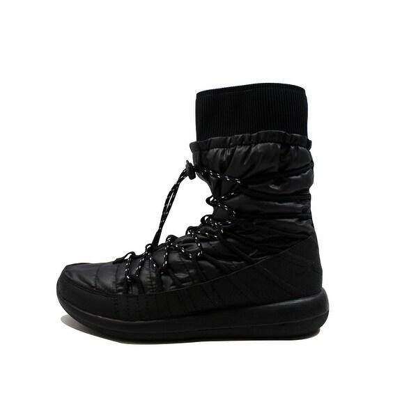 Nike Women's Roshe Two Hi Black/White 861707-001