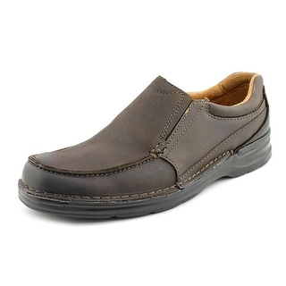 Nunn Bush Patterson Round Toe Leather Loafer