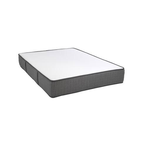 Lassen 12-inch Gel Memory Foam Mattress and Model Z Adjustable Base