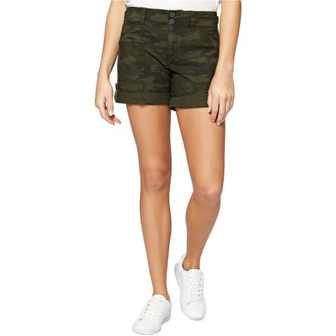 Sanctuary Clothing Womens Wanderer Casual Walking Shorts