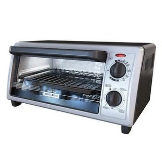 Applica - To1322sbd - Bd 4 Slice Toaster Oven