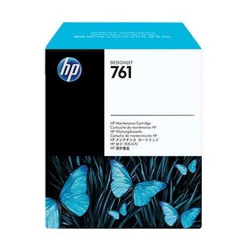 HP 761 400-ml Matte Black DesignJet Ink Cartridge (CH649A)(Single Pack)