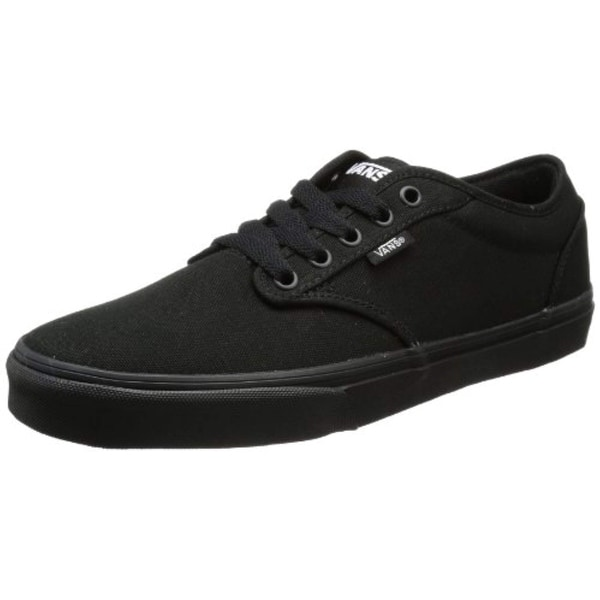 7618c6f1de2 Shop Vans Men s Atwood (Canvas) Skate Shoes 10.5 Men Us (Black Black) -  Free Shipping Today - Overstock - 27126076